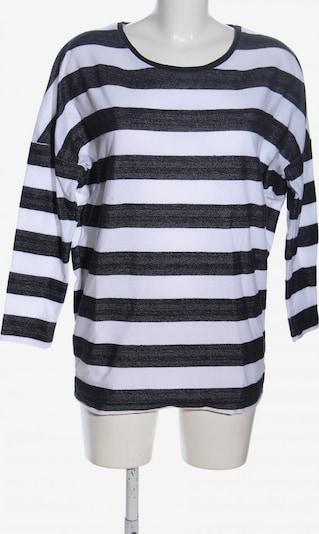 eksept Oversized Shirt in S in schwarz / weiß, Produktansicht
