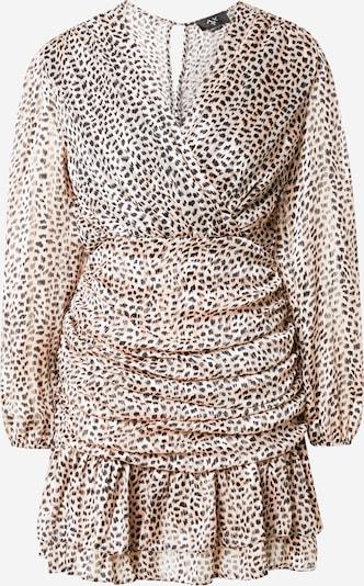 AX Paris Robe en nude / anthracite, Vue avec produit