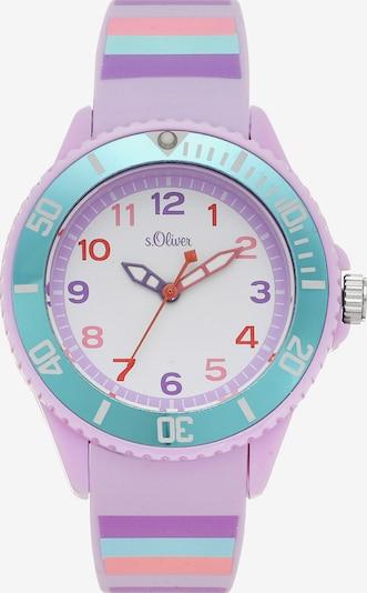 s.Oliver Uhr in mischfarben, Produktansicht