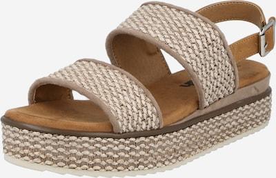 Refresh Páskové sandály - velbloudí, Produkt