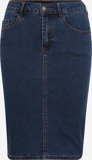 Vero Moda Tall Rok 'Hot Nine' in de kleur Blauw denim, Productweergave