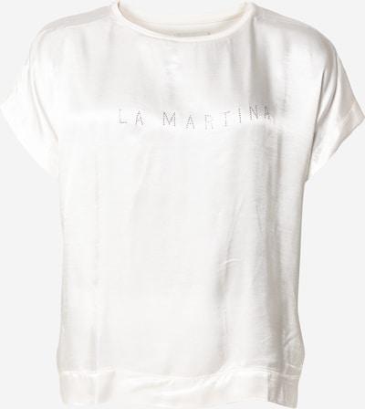 La Martina Shirt in Silver / White, Item view