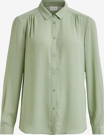 VILA Bluse in jade, Produktansicht