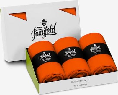 Von Jungfeld Portokáli in orange, Produktansicht