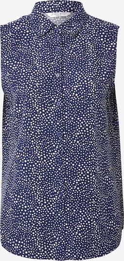 Camicia da donna 'Ciara' ZABAIONE di colore navy / bianco, Visualizzazione prodotti