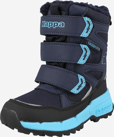 KAPPA Boots 'VIPOS' in Navy / Neon blue, Item view