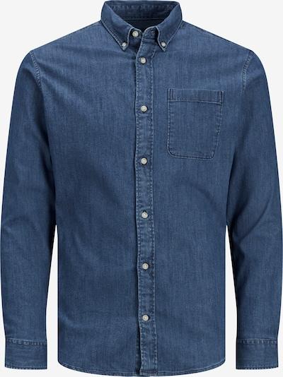 JACK & JONES Krekls 'BLAPERFECT', krāsa - zils džinss, Preces skats