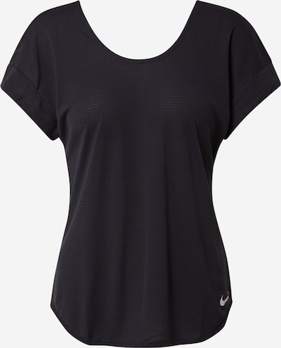 NIKE Sportshirt in schwarz / weiß, Produktansicht
