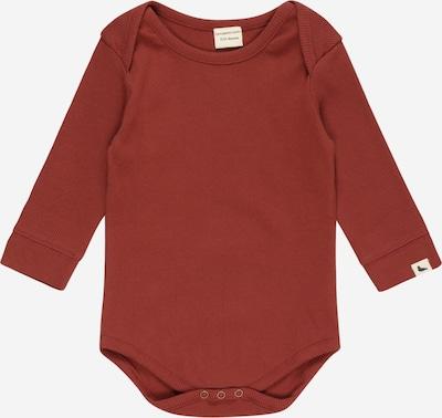 Salopetă/Body Turtledove London pe roșu pastel, Vizualizare produs