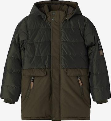 NAME IT Between-season jacket 'Manuel' in Green