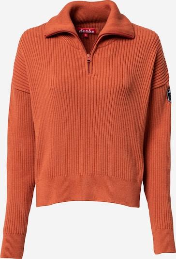 Derbe Sweater 'Nantucket' in Cognac, Item view