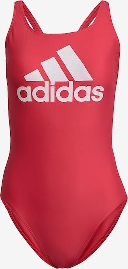 ADIDAS PERFORMANCE Sportbadpak in de kleur Rood / Wit, Productweergave