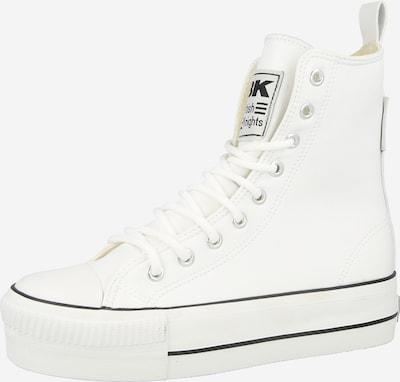 Sneaker înalt 'KAYA' BRITISH KNIGHTS pe alb, Vizualizare produs
