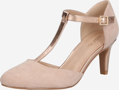 ABOUT YOU Pumps 'Jasmine' in de kleur Nude, Productweergave