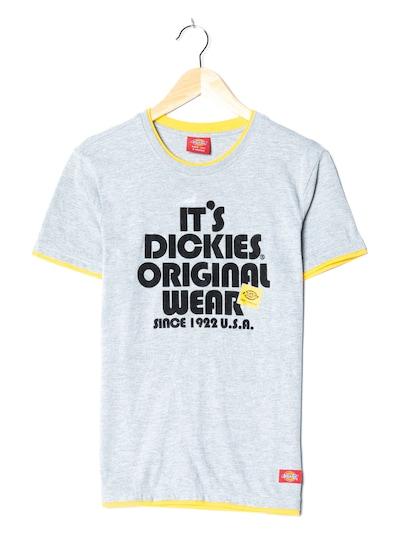 DICKIES T-Shirt in S in graumeliert, Produktansicht