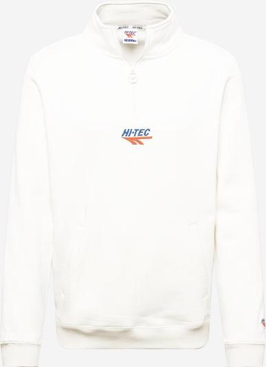 HI-TEC Sweat de sport 'BARRINGTON' en blanc, Vue avec produit