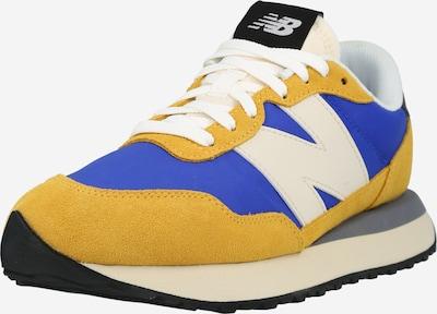 new balance Sneakers laag in de kleur Beige / Blauw / Mosterd, Productweergave