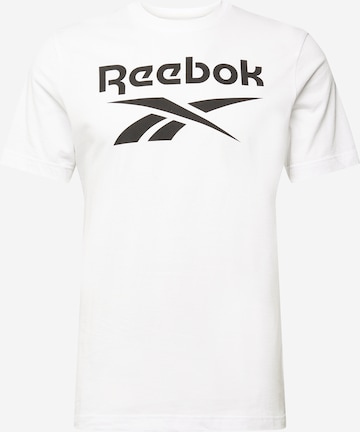 Reebok Sport Shirt in Weiß
