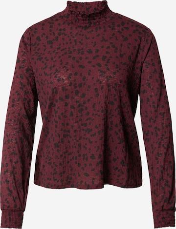 ONLY Skjorte 'PELLA' i rød
