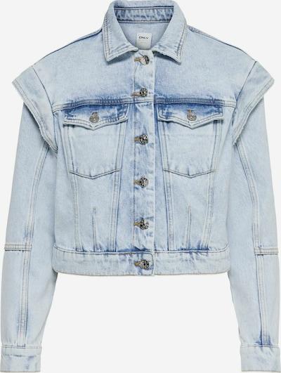 ONLY Jeansjacke in himmelblau, Produktansicht
