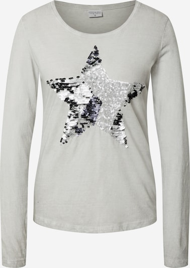 Stitch and Soul Shirt in grau, Produktansicht
