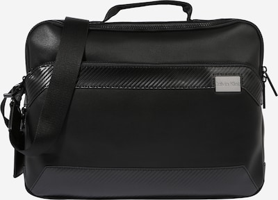 Calvin Klein Laptop bag in black, Item view