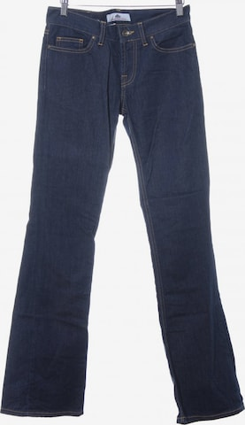 Fornarina Straight-Leg Jeans in 27-28 in Blau