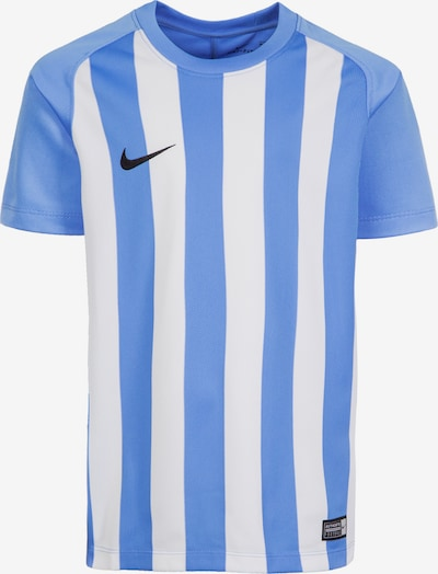 NIKE T-Shirt fonctionnel en bleu / blanc, Vue avec produit