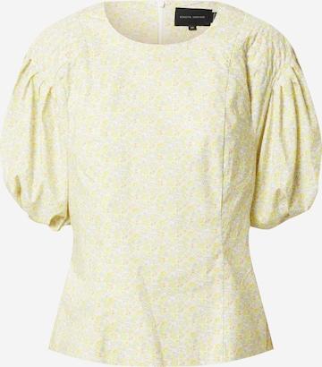 Birgitte Herskind Μπλούζα 'Bell' σε κίτρινο