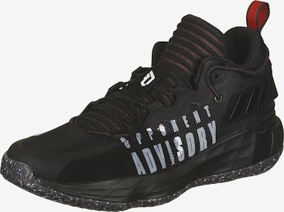 ADIDAS PERFORMANCE Sportschoen 'Dame 7' in de kleur Zwart / Zilver, Productweergave