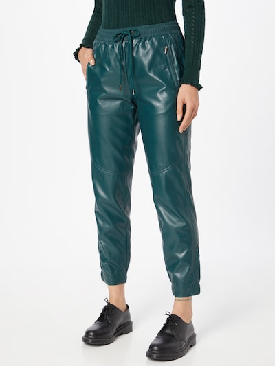 s.Oliver Pants in Petrol, View model