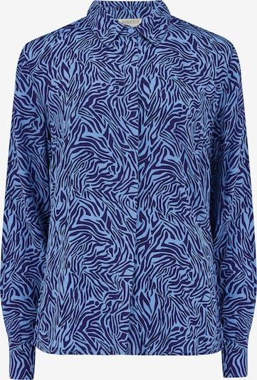 Bluză 'Joy Poolside' Sugarhill Brighton pe albastru marin / albastru deschis, Vizualizare produs