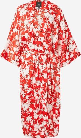 River Island Kimono, värv punane
