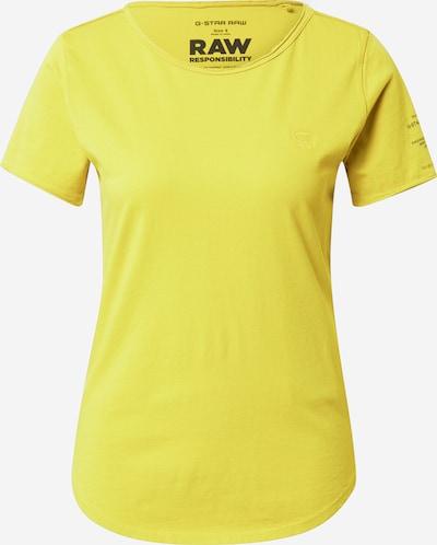 G-Star RAW Тениска 'Mysid' в жълто, Преглед на продукта