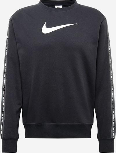 Nike Sportswear Суичър в черно / бяло, Преглед на продукта