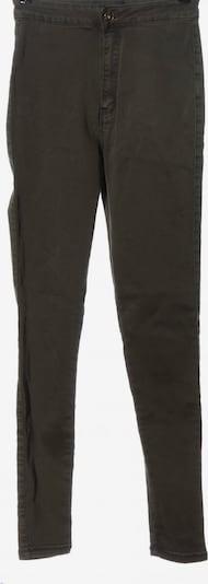 Missguided High Waist Jeans in 27-28 in khaki, Produktansicht