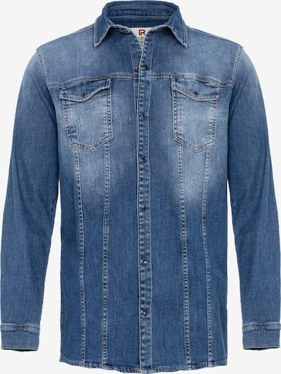 Redbridge Jeanshemd in blau, Produktansicht