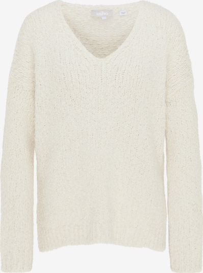 Usha Sweater in White, Item view