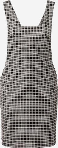 NAF NAF Spódnica na szelkach 'CHARLINE' w kolorze czarny
