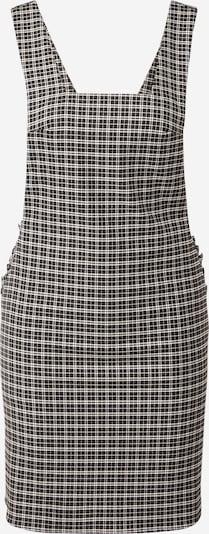 NAF NAF Latzrock 'CHARLINE' in schwarz / weiß, Produktansicht
