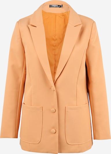 Missguided Petite Blazer in apricot, Produktansicht
