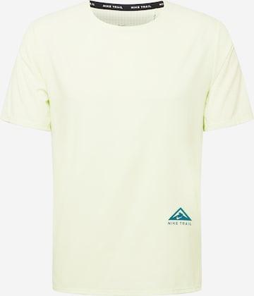 zaļš NIKE Sporta krekls 'Rise 365'