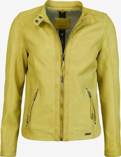 MUSTANG Tussenjas in de kleur Geel, Productweergave