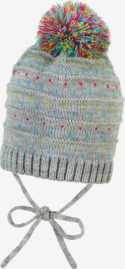 STERNTALER Cepure debeszils / sudrabpelēks / zaļš / rozā, Preces skats