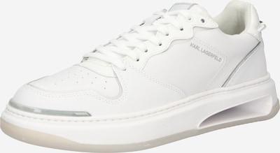 Sneaker low 'ELEKTRO' Karl Lagerfeld pe alb, Vizualizare produs