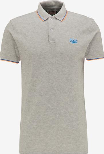 Petrol Industries Shirt in de kleur Lichtgrijs, Productweergave