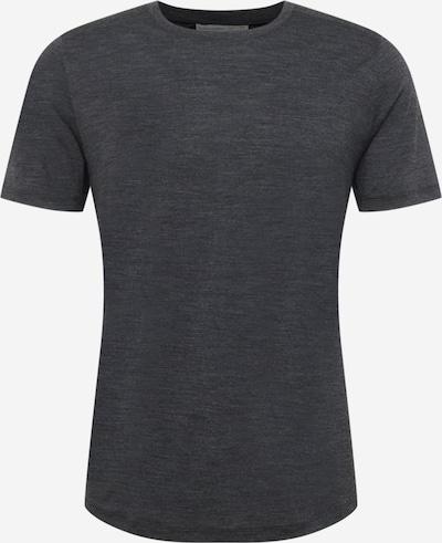 Icebreaker Camiseta funcional 'Sphere Merino' en negro, Vista del producto