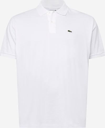 LACOSTE T-Shirt en blanc cassé, Vue avec produit