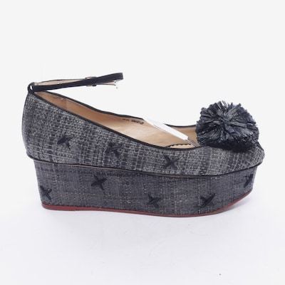 Charlotte Olympia High Heels & Pumps in 39 in Grey, Item view