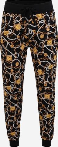 Moschino Underwear Παντελόνι πιτζάμας σε μαύρο